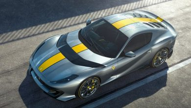 Photo of The hardcore Ferrari 812 Superfast will bear the Competizione moniker! – Check out the first images