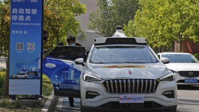 Photo of Baidu launches fully driverless taxi service in Beijing!