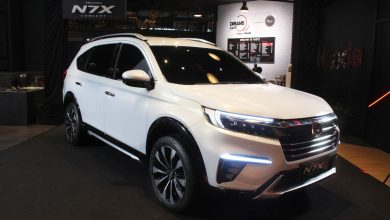 Photo of THIS is the Honda N7X! A 7-seater SUV concept unveiled in Indonesia!