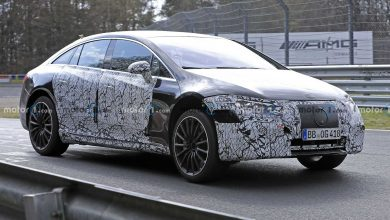 Photo of Mercedes EQS will soon get the AMG makeover