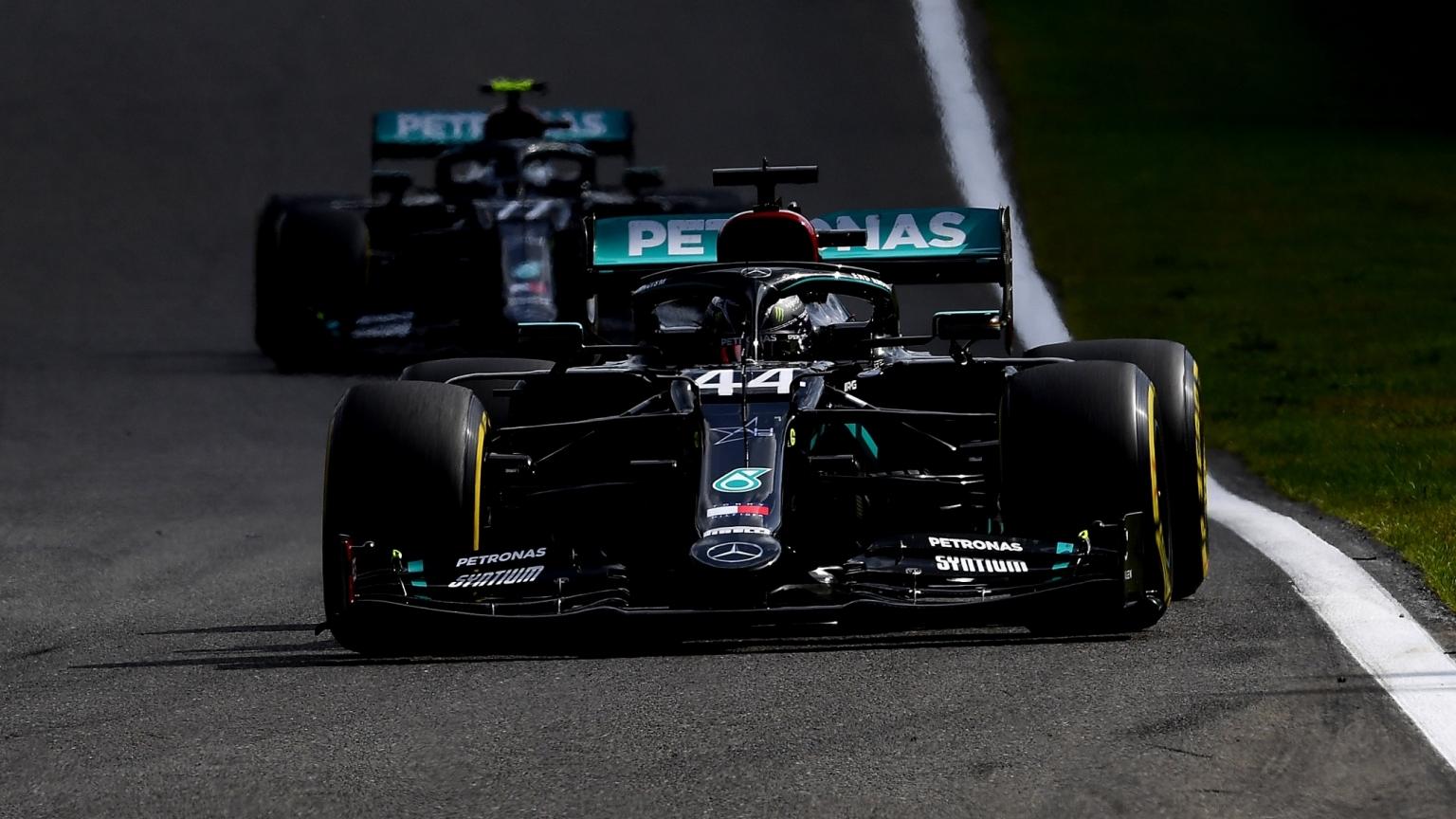 F1 Tech Tuesday Mercedes' British GP upgrades   CarThrust